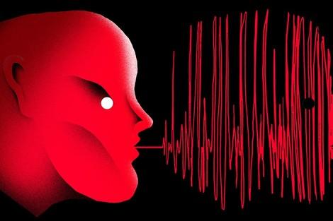 Risiko-Scoring per Sprachanalyse: Terroristen an der Stimme erkennen