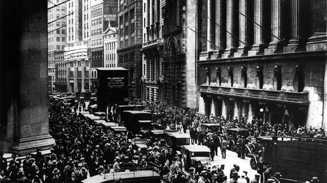 Masse Mensch im Mythos New York - John Dos Passos wird wiederentdeckt