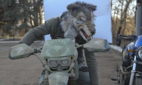 Die kremltreue Biker-Gang von Luhansk (Video)