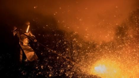Stahlindustrie: Wie eine der klimaschädlichsten Branchen grün werden kann