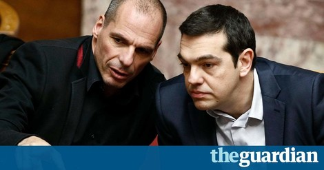 Varoufakis hat seine Memoiren geschrieben