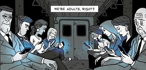 Warum uns Smartphones nicht dumm und soziale Medien nicht einsam machen