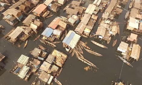 Makoko - die schwimmende Stadt