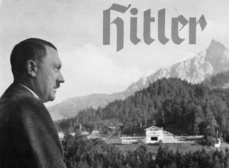 Wo Hitler träumt und Pläne schmiedet