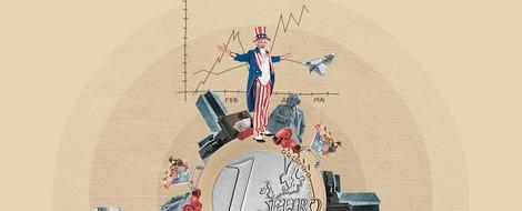 Märkte zu unrecht aus dem Bett gefallen