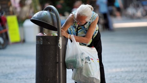 Allen droht die Altersarmut? Eher nicht