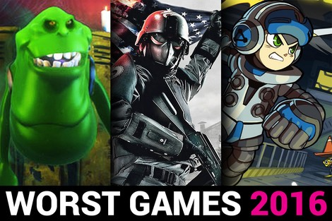 Listen über Listen: Die schlechtesten Spiele, die schönsten Patchnotes, die größten Hoffnungsträger