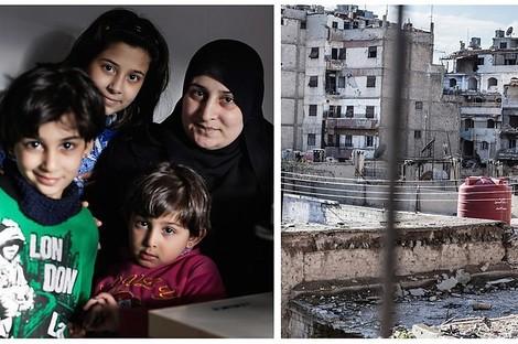 Syrer mit Zuversicht. So etwas gibt's! 7 gänzlich unexemplarische Geschichten