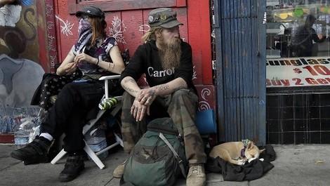 """San Franciscos Bürger stimmen für eine """"Obdachlosensteuer"""" für die reichsten Unternehmen"""