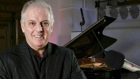 Daniel Barenboim on peace in the middle east