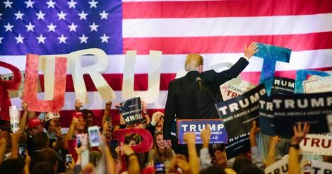 """Wer Trump wählt: weiß, männlich, ohne Schulabschluss, mit """"old economy"""" Job"""