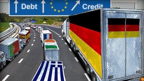 Deutschland ist das wahre Problem der Eurozone