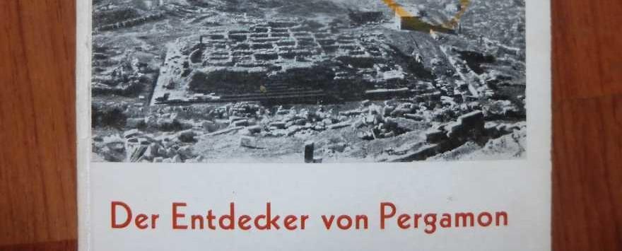 Bruchband und Gebiss in Pergamon
