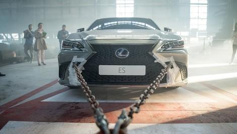 Wenn KI Drehbücher schreibt - Lexus geht neue spannende Wege