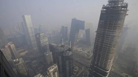 Schlechte Luft: Warum Smog das Klima schützt