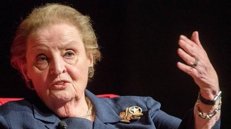 Interview mit Madeleine Albright: Kehrt der Faschismus zurück?