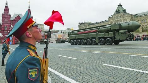 Russland und der INF-Vertrag: Angst befeuert das atomare Wettrüsten