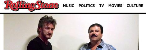 Sean Penn interviewt El Chapo: Was der Redakteur alles falsch gemacht hat