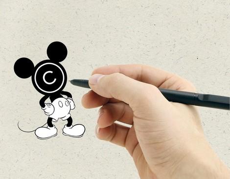 Wie Micky Maus der Public Domain entwischt