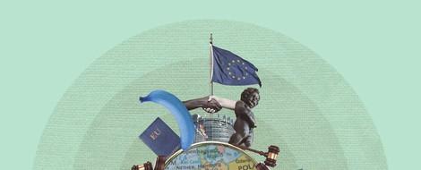 Zwei Jahre Poroschenko-Ukraine