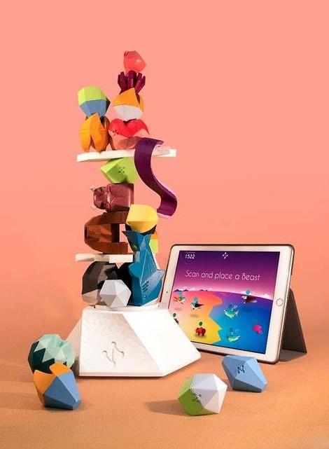 Digital plus analog ist besser – Wie neue Spielzeuge die physikalische und digitale Welt kombinieren