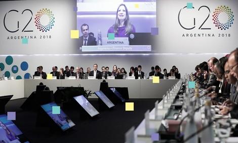 Der G20-Gipfel in Argentinien: Ein Präsident zündelt, um im Wahlkampf zu punkten