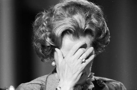 Thatchers letzter Sargnagel