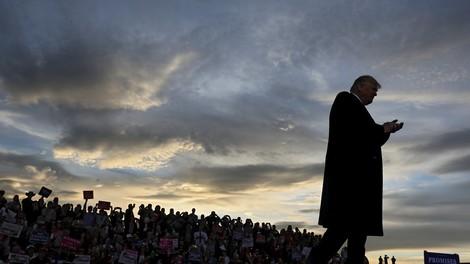 Panik als Machterhalt. Die Methode Trump