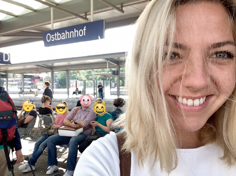 Münchner und ihre Haltestellen