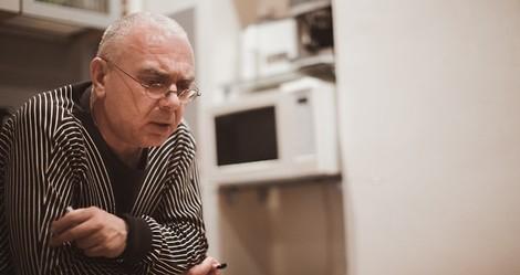 Ein russischer Journalist will nicht lügen – auch nicht über seine AIDS-Erkrankung