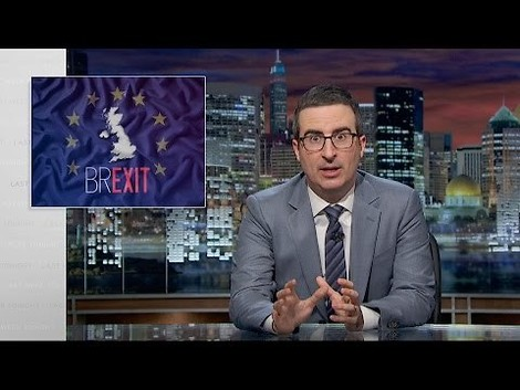 John Oliver zum Brexit
