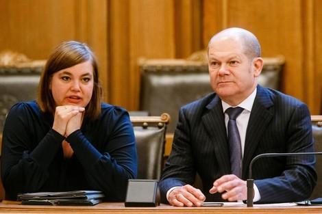 Ein Jahr rot-grüne Koalition