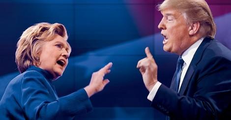 Wie wichtig werden die TV-Duelle zwischen Clinton und Trump?