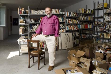 Nachgedanken zu Umberto Eco. Eine Liebeserklärung an Bücher