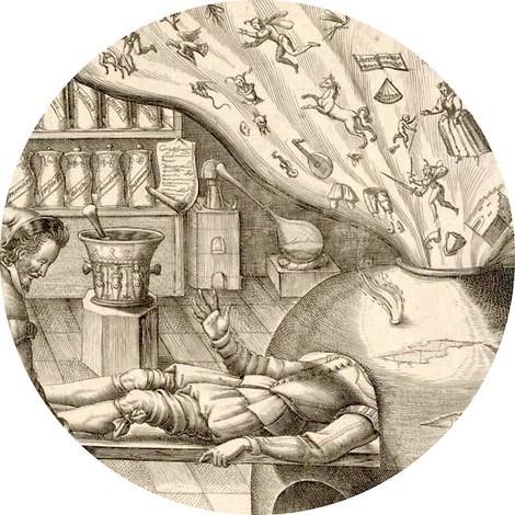 Ein Blick ins Gehirn – erstaunliche Kupferstiche aus dem 17. Jahrhundert
