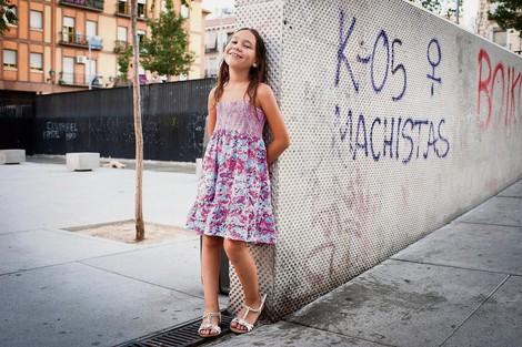 Die Geschichte von Eli Herrero, einem zwölfjährigen Transgender-Mädchen