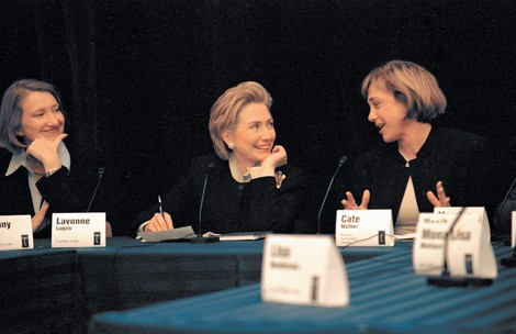 Clintons Feminismus-Falle: Wie viel Unterstützung verdient Hillary wirklich?
