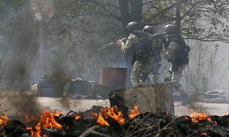Ukraine: Internationale Journalisten als Terror-Kollaborateure?