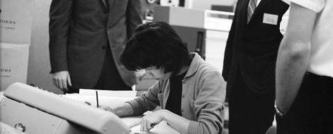Der Computer ist eine Frau: Wie Sexismus die amerikanische Raumfahrt zurückhielt