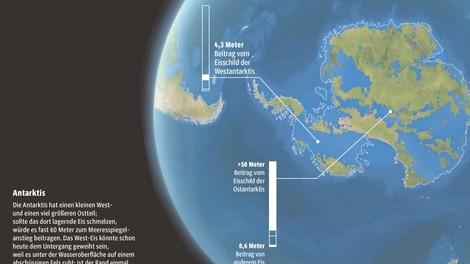 Goodbye, Miami – Forscher liefern neue Modellrechnung für Anstieg des Meeresspiegels