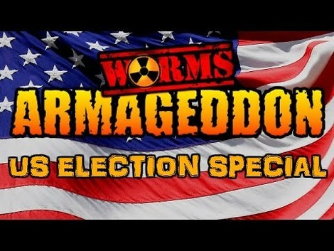 Wahlkampf mit der Bazooka: Die US-Präsidentschaftswahlen als Worms-Gefecht
