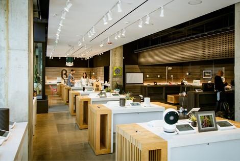 Keiner muss etwas kaufen: Ein neues Einzelhandels-Geschäftsmodell
