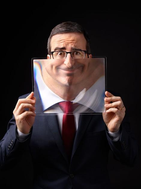 John Oliver: Comedy, kein Aktivismus