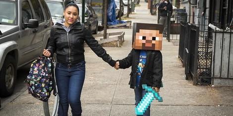 Unter Quadratschädeln - Das Phänomen Minecraft