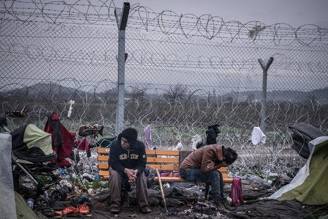 Griechenland: Das Flüchtlingsgefängnis der EU