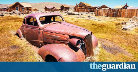 Die Schönheit des Zerfalls — faszinierende Fotos von verlassenenen Orten