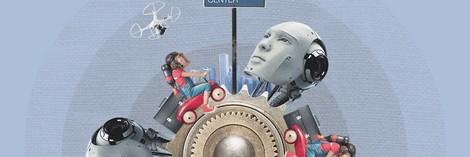 Wenn superintelligente Maschinen Menschen als Konkurrenz betrachten