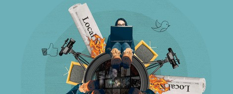 Blick auf die Szene systemkritischer Alternativmedien