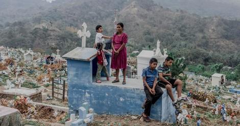 Diese Fotos zeigen, warum so viele Menschen Honduras, El Salvador und Guatemala verlassen