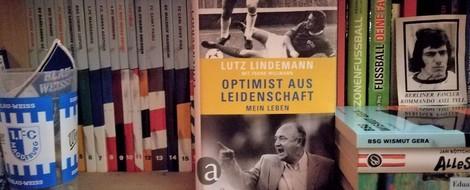 """Mein kleiner Buchladen: Fußballbücher – """"Optimist aus Leidenschaft"""""""
